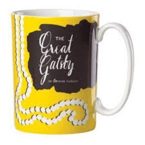 🆕 KateSpade tell your story great gatsby mug